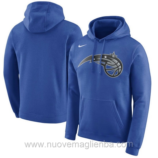 Felpe basket NBA blu Orlando Magic poco prezzo
