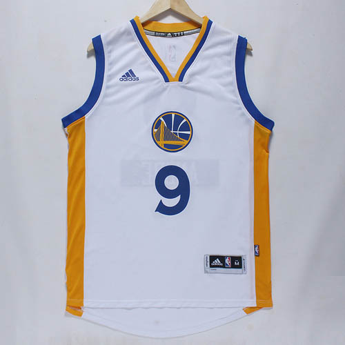 Maglie basket nba bianco Ander Iguodala Golden State Warriors Christmas 2015