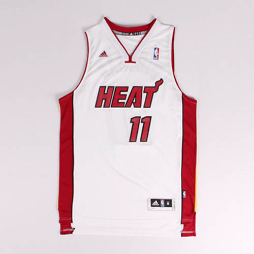 Maglie basket nba bianco Nickname Birdman Chris Andersen Miam Heat