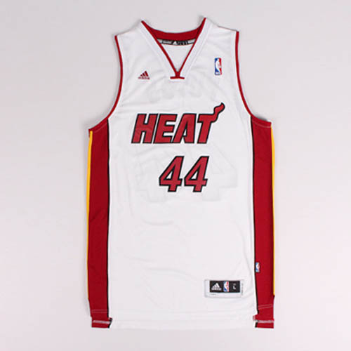 Maglie basket nba bianco Nickname Potus Michelle Obama Miam Heat