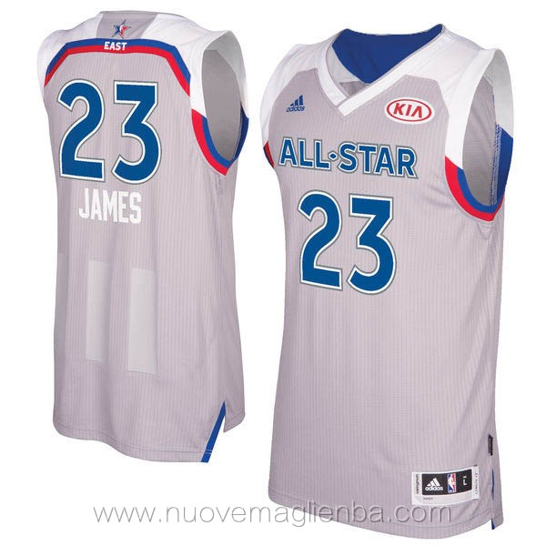 canotte basket NBA bianco James Harden 2017 All Star