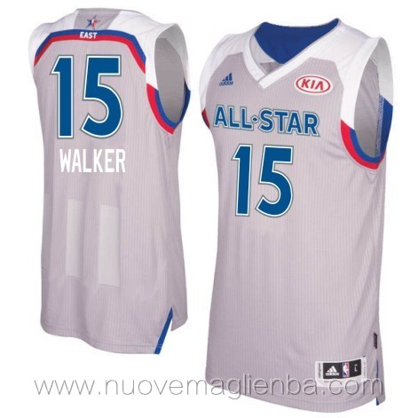 canotte basket NBA bianco Kemba Walker 2017 All Star